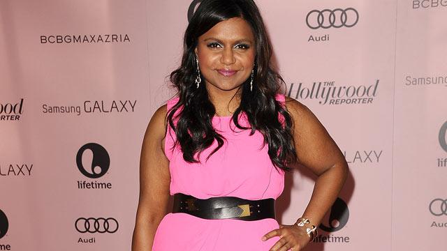 PHOTO: Mindy Kaling attends the Hollywood Reporter's 21st annual Women In Entertainment breakfast at The Beverly Hills Hotel on Dec. 5, 2012 in Beverly Hills, Calif.