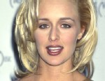 PHOTO: Musician Mindy McCready attends the 24th Annual American Music Awards, Jan. 27, 1997 at the Shrine Auditorium in Los Angeles, Calif.