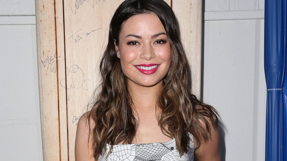 Miranda Cosgrove attends the Nautica and LA Confidential's Oceana Beach House Party at the Marion Davies Guest House on May 16, 2014 in Santa Monica, Calif.