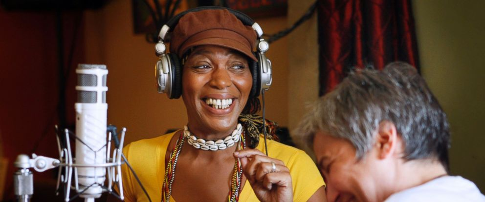 PHOTO: Cleo Harris, best known as Miss Cleo the face and voice of the Psychic Friends Network television ads of a few years ago, is shown in Lake Worth, Florida, February 24, 2009.