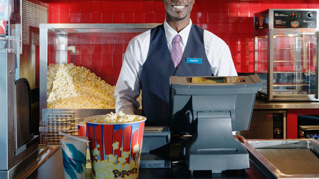 PHOTO: This month, Readers Digest unveils the secrets your movie theater employee wont tell you such as the secrets behind that famous popcorn and more.