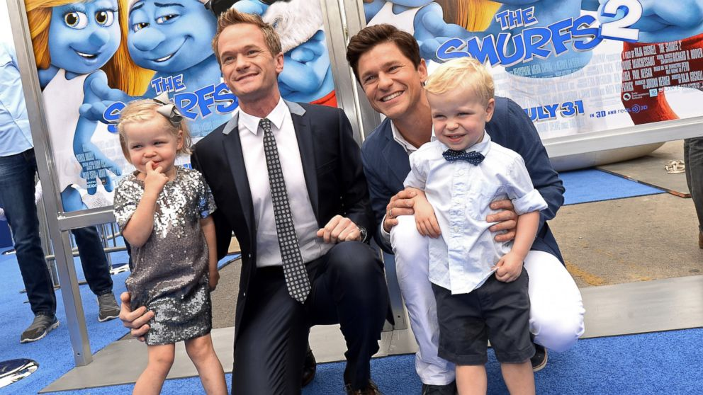 Neil patrick harris and gay