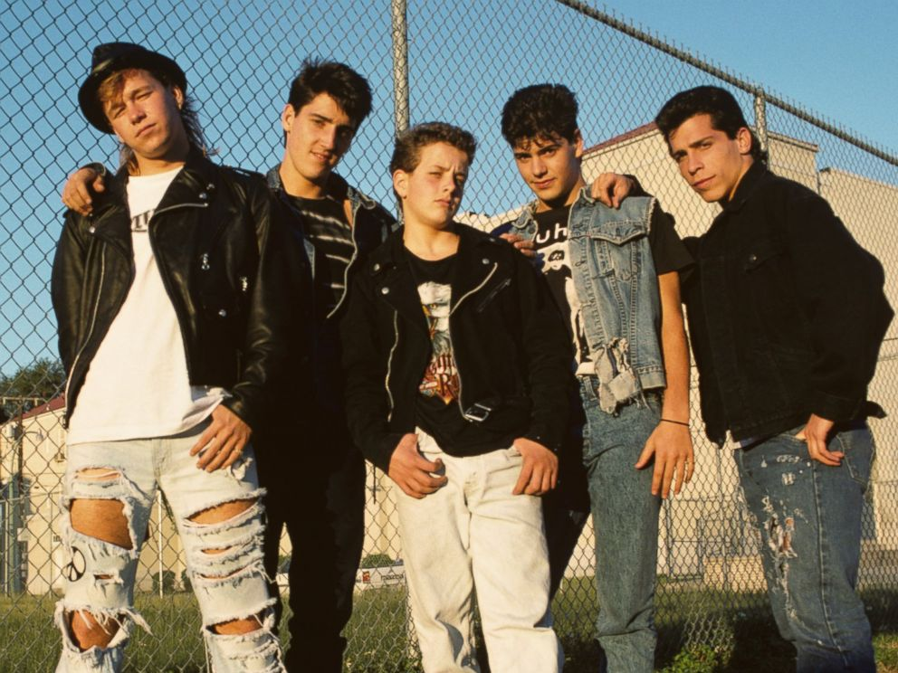 New Kids On The Block How Touring Is Different 30 Years