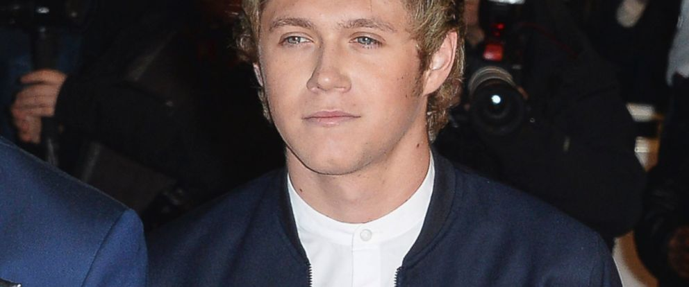 PHOTO: Niall Horan of One Direction arrives at the 16th NRJ Music Awards at Palais des Festivals, Dec. 13, 2014 in Cannes, France.