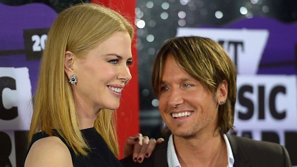 PHOTO: Nicole Kidman and Keith Urban