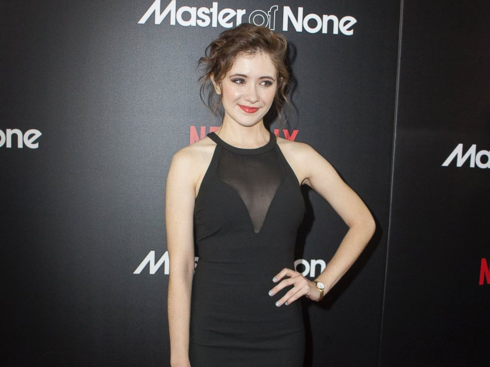 PHOTO: Noel Wells attends Master Of None New York Premiere at AMC Loews 19th Street East 6 theater on Nov. 5, 2015.