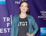 """PHOTO: Olivia Wilde attends """"The Rider And The Storm"""" screening during the Shorts Program at the 2013 Tribeca Film Festival on April 22, 2013 in New York City."""