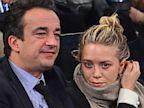 PHOTO: Olivier Sarkozy and Mary-Kate Olsen