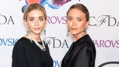Kate ashley olsen kiss mary and