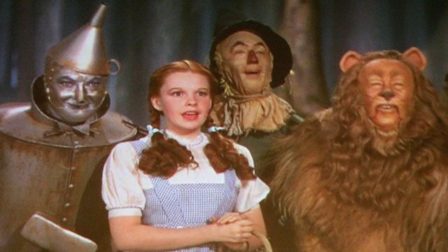 """PHOTO: The original """"The Wizard of Oz"""" starring Judy Garland in 1939."""