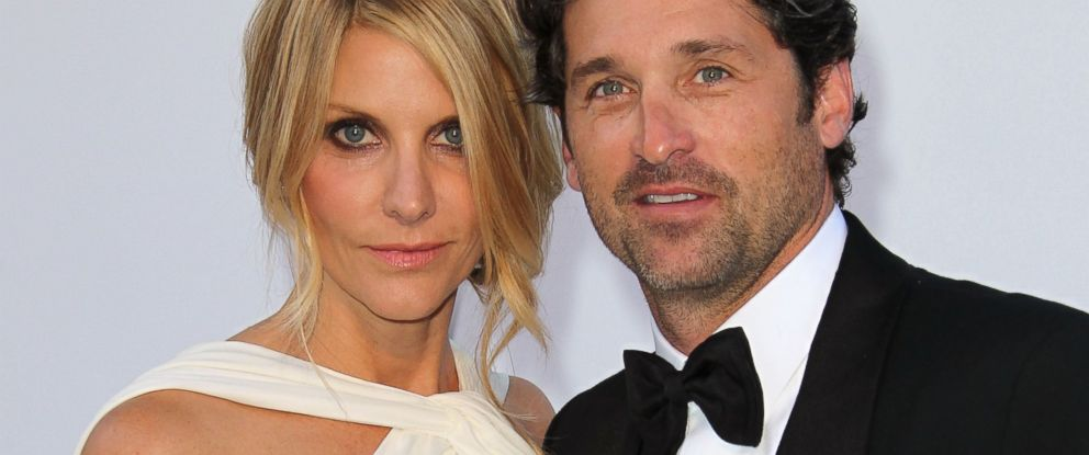Patrick Dempsey And His Wife Jillian Split After 15 Years Abc News