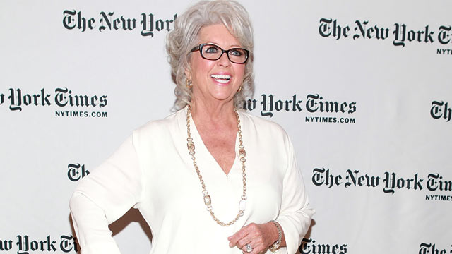 PHOTO: Chef Paula Deen attends TimesTalks: A Conversation With Marcus Samuelsson And Paula Deen at The Times Center, Oct. 13, 2012 in New York City.