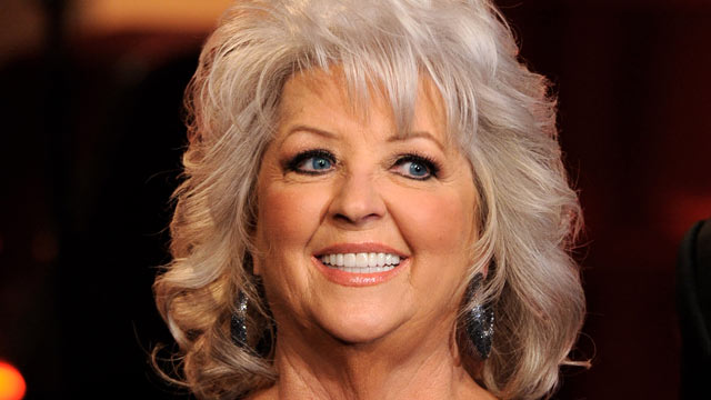 PHOTO: Author/chef Paula Deen appears on the Tonight Show With Jay Leno at NBC Studios, October 24, 2011 in Burbank, California.