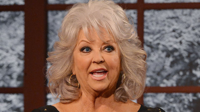 PHOTO: Paula Deen visits FOX Studios, Dec. 6, 2012, in New York City.