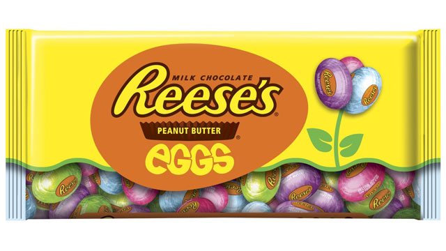 PHOTO: Joel Kampfe, wine director of ENO, recommends pairing peanut butter eggs with champagne.