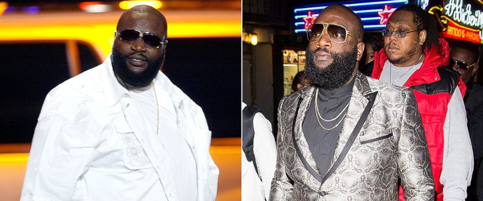 PHOTO: Rick Ross Performs Onstage During The 21st Annual Soul Train Music  Awards, March