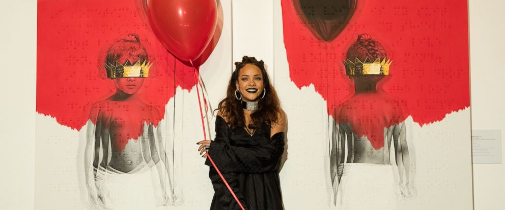 rihanna reveals cover artwork and meaning behind the title of her