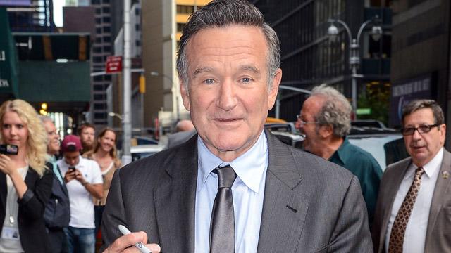 PHOTO:Robin Williams