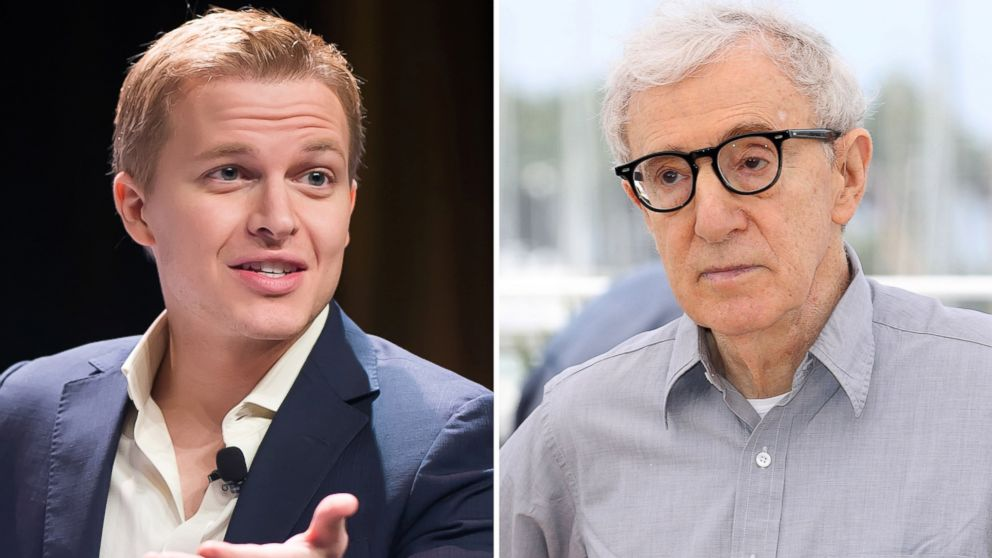 Ronan Farrow Slams Hollywood Support for Woody Allen After ...