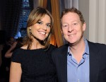 PHOTO: Savannah Guthrie, Michael Feldman