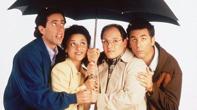 PHOTO:Seinfeld