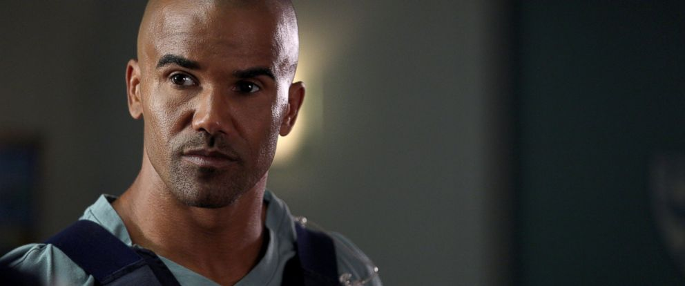 """PHOTO: Shemar Moore appears in the """"Criminal Minds"""" episode, """"Pariahville,"""" 2015."""