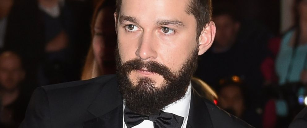 """PHOTO: Actor Shia LeBeouf attends the closing night gala for """"Fury"""" during the 58th BFI London Film Festival Oct. 19, 2014, in London."""