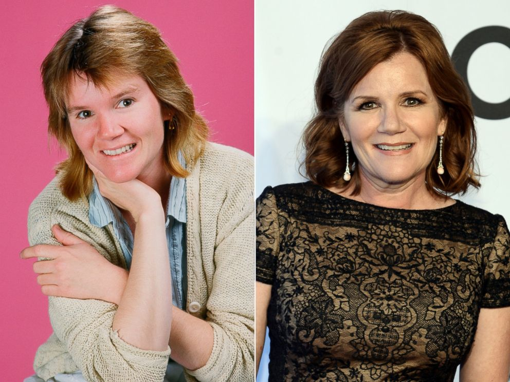 PHOTO: Mare Winningham poses during a portrait session in Los Angeles, 1988 and attends the Tony Awards in New York on June 8, 2014.