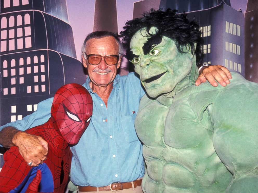 PHOTO: Comic book mogul Stan Lee attending 10th Annual Software Dealears Convention on July 14, 1991 in Las Vegas.