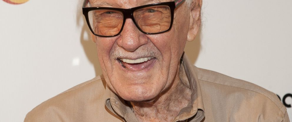 PHOTO: Stan Lee attends Wikipad & OnLive E3 Party at Elevate Lounge on June 11, 2014 in Los Angeles, California.