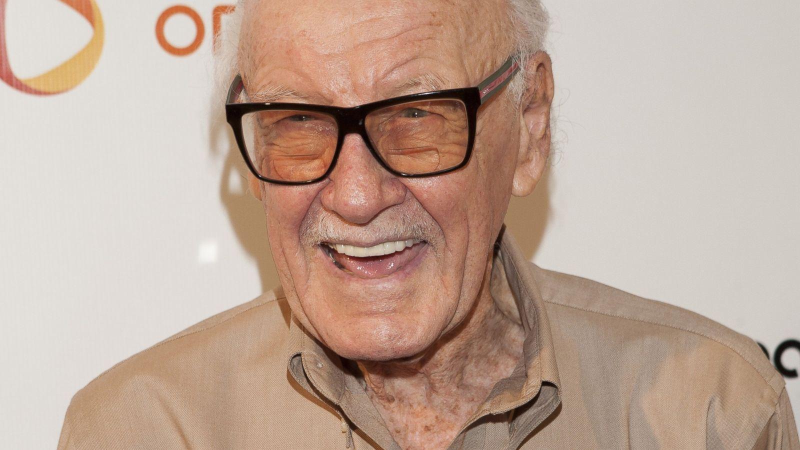 abcnews.go.com - Michael Rothman - Marvel Comics legend Stan Lee dies at 95