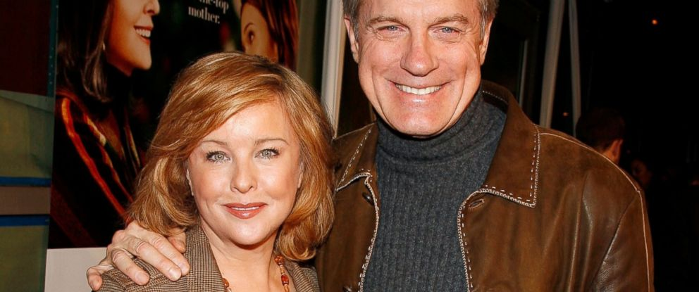 """PHOTO: Actor Stephen Collins and wife Faye Grant arrive at the world premiere of """"Because I Said So"""" at ArcLight Hollywood on January 30, 2007 in Hollywood, Calif."""