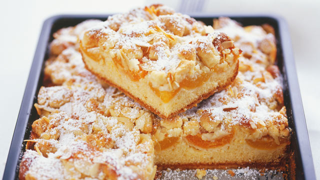 PHOTO:Streusel is another recipe to try for an Oktoberfest-themed meal.