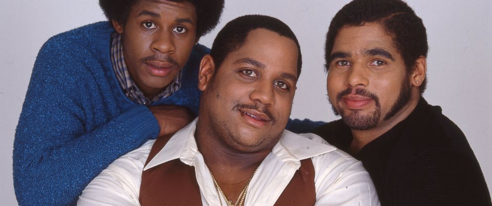 PHOTO: Rap pioneers The Sugar Hill Gang, from left, Guy Master Gee OBrian, Henry Big Bank Jackson, and Michael Wonder Mike Wright, pose for a portrait in New York City, circa 1980.