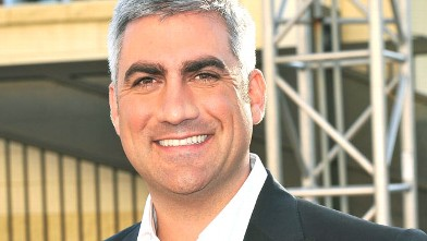 PHOTO: Taylor Hicks attends the 4th Annual Life Changing Lives Gala Honoring Muhammad Ali at City National Grove of Anaheim, Sept. 11, 2011 in Anaheim, Calif.