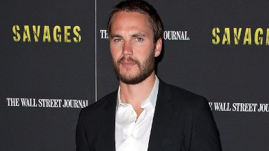 "PHOTO: Taylor Kitsch attends the ""Savages"" New York Premiere at SVA Theater on June 27, 2012 in New York City."