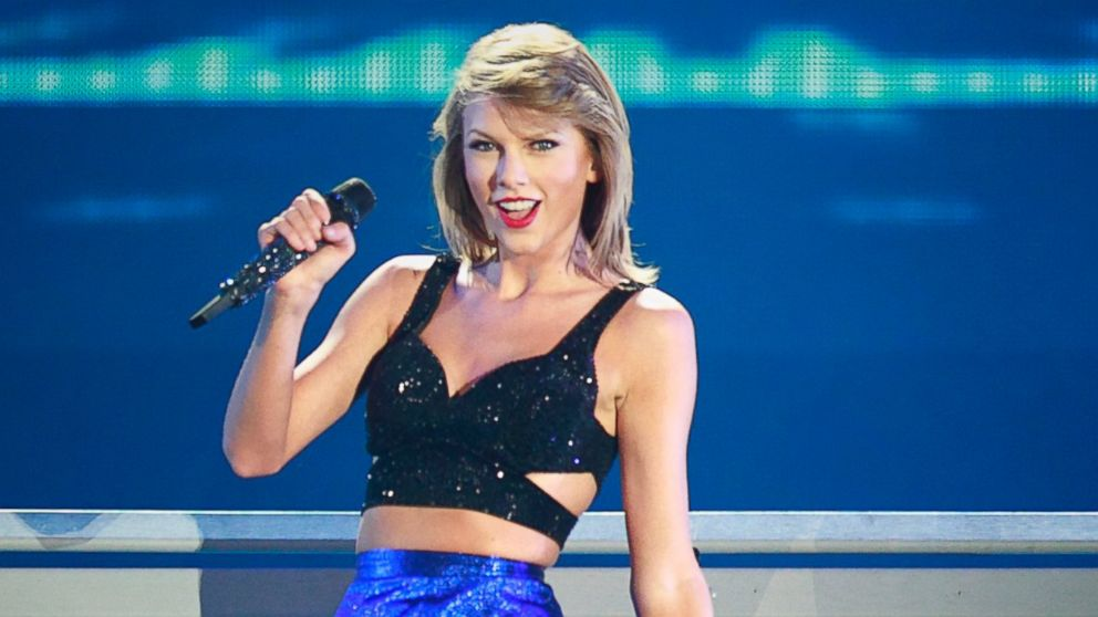 Taylor Swift S Advice To Fan Nervous About New School Year Abc News