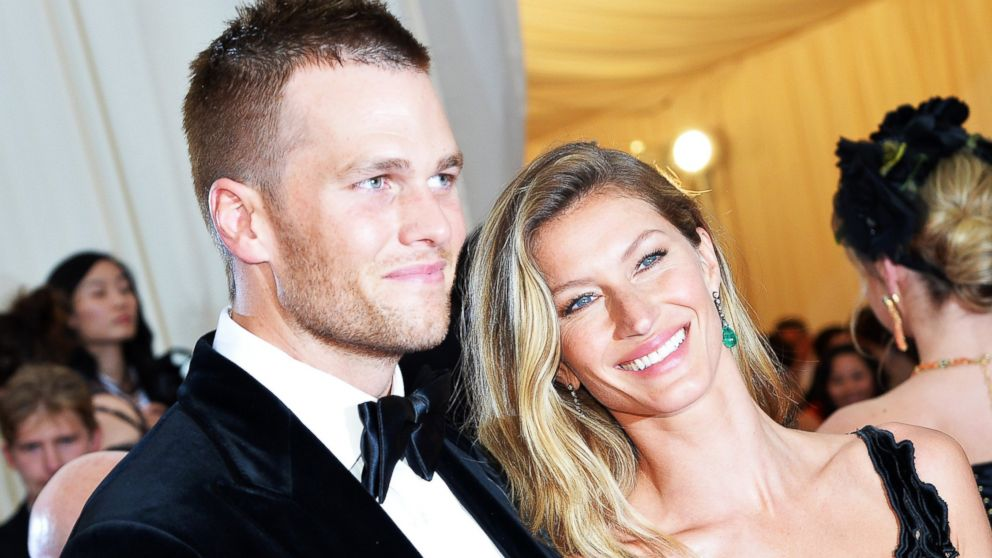 Tom Brady Admits He Ll Pout And Whine To Get Attention From Wife Gisele Bundchen Abc News