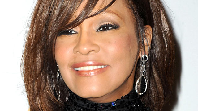PHOTO: Whitney Houston arrives at the 2011 Pre-GRAMMY Gala and Salute To Industry Icons Honoring David Geffen at Beverly Hilton, in this Feb. 12, 2011 file photo, in Beverly Hills, Calif.