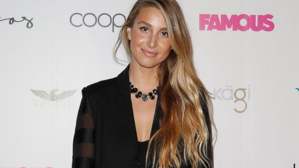 PHOTO: Whitney Port arrives at the Cooper St. 25th Anniversary celebration at Hugos Lounge on November 8, 2013 in Sydney, Australia.