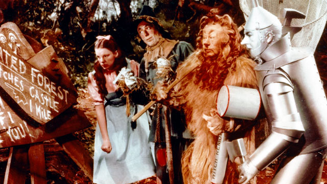 Look Back At Making Of Wizard Of Oz Abc News