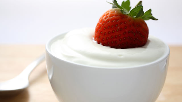 PHOTO: Sara Moulton shares her recipe for homemade yogurt and creme fraiche.