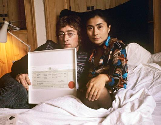 Artist Icon Yoko Ono Turns 80 Picture