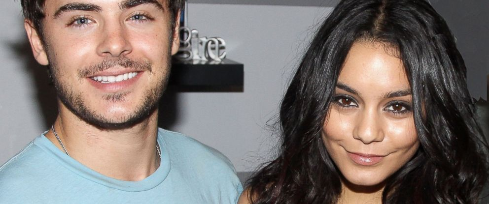 Was vanessa hudgens dating zac efron