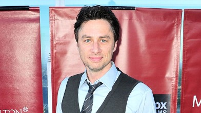 PHOTO: Zach Braff attends the Filmmaker Reception during the 2013 Los Angeles Film Festival at Ritz Carlton on June 16, 2013 in Los Angeles.