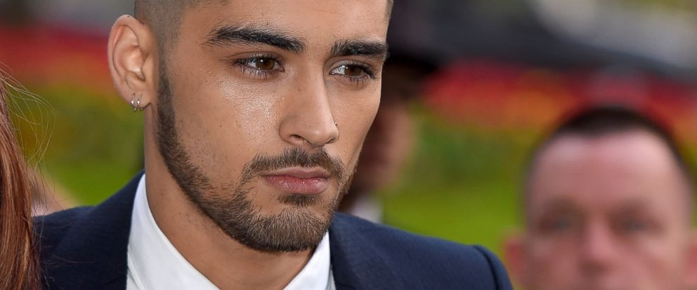 PHOTO: Zayn Malik attends The Asian Awards 2015 at The Grosvenor House Hotel on April 17, 2015 in London.