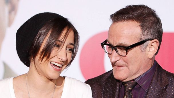 Robin Williams' Daughter Zelda Pays Tribute on Late Actor's Birthday