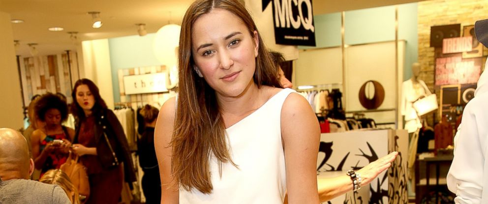 PHOTO: Zelda Williams at Neiman Marcus at Fashion Island on April 26, 2014 in Newport Beach, California.