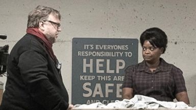 Now Playing: Director Guillermo del Toro talks the making of 'The Shape of  Water'