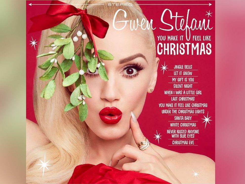 PHOTO: Gwen Stefani - You Make it Feel Like Christmas